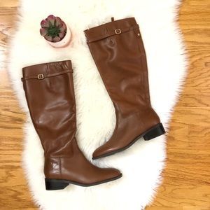 New Franco Sarto brown boots size 9.5